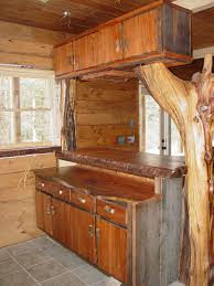 Log Cabin Kitchen Island Ideas by Log Cabin Kitchens Ideas Comfortable Home Design