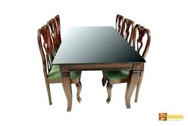 Set 6 Dining Chairs Rosewood For Sale 8 Room Chair