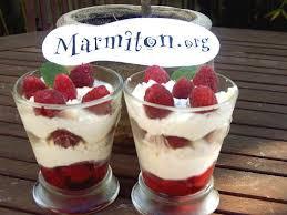 dessert au mascarpone marmiton tiramisu meringué aux framboises recette de tiramisu meringué