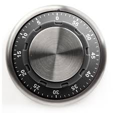 minuteur cuisine aimanté minuteur magnétique coffre fort ø 10cm aimants pour la maison