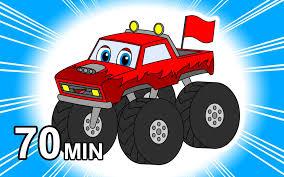 100 Monster Trucks For Kids Monster Trucks For Kids YouTube