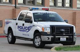 100 Ford Police Truck Galveston ISD Texas S Special Service