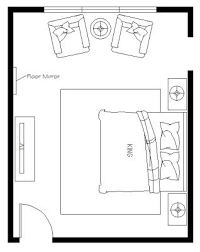 Simple Layout For House Placement by Best 25 Bedroom Furniture Placement Ideas On Living