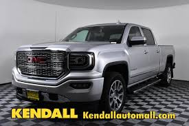 New 2018 GMC Sierra 1500 Denali 4WD In Nampa #D481324 | Kendall At ... New 2019 Gmc Sierra 1500 Denali 4d Crew Cab In Delaware T19139 Luxury Vehicles Trucks And Suvs 2018 4x4 Truck For Sale In Pauls Valley Ok Pictures 2016 The Light Duty Heavy Pickup For Sale San Antonio Delray Beach First Drive Wheelsca Raises The Bar Premium Preowned 2017 Louisville 2500hd Diesel 7 Things To Know Gms New Trucks Are Trickling Consumers Selling Fast