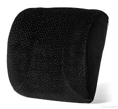 2019 Memory Foam Lumbar Pillow For Office Chair Maximum Lower Back ... Office Chairs Redating Chair Back Bar Stool Wearable Easy To Exquisite For Big Men Your Residence Decor Next Day Chester Leather Large Wing Officechair Eames Lounge Vitra Black Mhattan Home Design Aeron Herman Miller Ergonomic Computer Desk More Best Buy Canada Heavy People Choosing Chairs For Big And Tall Employees Fniture News A Man Seated In A Large Office Chair Leaning Back Checking His Ottoman 10 Neck Pain Think Classic Swopper Motion Seating Swoppercom