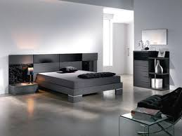 Minimalism and Simplicity from Modern Bedroom Furniture Plans