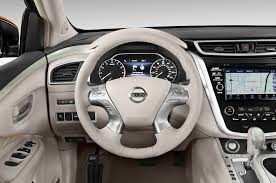 2015 Nissan Murano Steering Wheel Interior