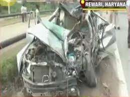 Car Collides With Truck In Haryana's Rewari; 6 Killed, 1 Injured ... Truckstopper 2 From Safetyflex Crash Involving Greyhound Bus Headed For Socal Leaves At Least 4 Video Dashcam Video Captures Deadly Semitruck Crash On Us 93 Crazy Dumb Dump Truck Driver Destroys Highway In Epic Saudi Now Beamngdrive Mod Blk Maz535 Test Fatality In I24 Wdef Semi Closes All Eastbound Lanes Of I40 Near Route 66 Casino Ford Recalls F150 Pickup Trucks Over Dangerous Rollaway Problem Excavator Children Car Toy Videos For Kids Rollover Accident The Homestead Kids Troopers Seek Possible Witness Fatal Tanker Truck Rollover Cstruction Videos Cars 3 Mack Trouble With Train