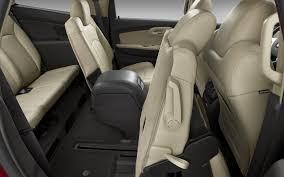 Chevrolet Traverse Interior 2011 wallpaper