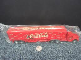 Coca Cola 18 Wheeler – Crowemag Toys 164 Diecast Toy Cars Tomica Isuzu Elf Cacola Truck Diecast Hunter Regular Cocacola Trucks Richard Opfer Auctioneering Inc Schmidt Collection Of Cacola Coca Cola Delivery Trucks Collection Xdersbrian Vintage Lego Ideas Product Shop A Metalcraft Toy Delivery Truck With Every Bottle Lledo Coke Soda Pop Beverage Packard Van Original Budgie Toys Crate Of Coca Cola Wanted 1947 Store 1998 Holiday Caravan Semi Mint In Box Limited