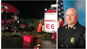 100 Game Truck Richmond Va Hanover Firefighter Killed In Crash On I295 Driver Charged