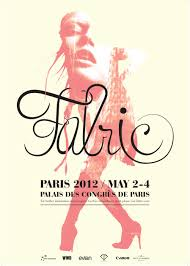 Fabric Fashion Event Poster Student Brief