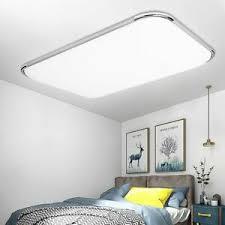details zu 48w led deckenleuchte deckenle wohnzimmer küchenleuchte kaltweiß panel le
