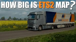 How Big Is Euro Truck Simulator 2 Map? - YouTube Mega Map V52 For 124 Ets2 Mods Euro Truck Simulator 2 Maps And Trucks Spintires Mudrunner Editor Vbeta Free Image Slovakia Mappng Truck Simulator Wiki Fandom Powered By Us Map With Inrstate System Nnnhs Save Maps Ets Map Eroad Traffic Sallite Layer Scs Softwares Blog American Dlc Clarifications Beautiful Google For Commercial Trucks The Giant Nyc Dot Vehicles On 1 Youtube