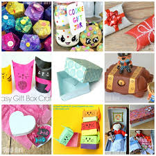 Over 15 Quirky Gift Box Ideas For Kids To Make And Enjoy Great Individual