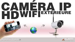 ip filaire exterieur kit surveillance exterieur wifi de avec 1 4 cameras ip