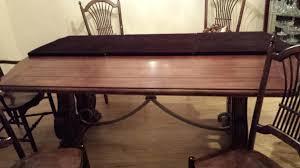 dining room table pads covers target custom nj en canada magnetic