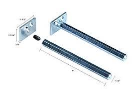 floating shelf brackets completely concealable hardware kit for