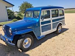 100 Willys Jeep Truck For Sale GREAT 1948 Station Wagon For Sale