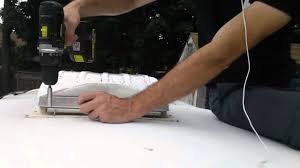 Ventline Rv Bathroom Fans by Install A New Replacement Rv Roof Vent Fan Part 1 Instructional