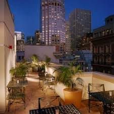 of Orchard Garden Hotel San Francisco CA United States