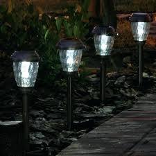 Solar Outdoor Hanging Light Fixtures Pathway Lights Pewter Hp