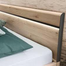 hochwertiges schlafzimmer set mit led licruva 4 teilig