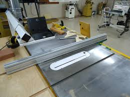 Sawstop Cabinet Saw Dimensions by 188 Verysupercool Tools After Market Tablesaw Fence The Wood