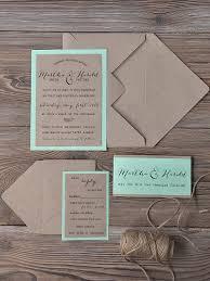 Modern Rustic Wedding Invites 123weddingcards