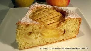 dessert aux poires leger gâteau léger aux pommes et aux poires un grain de cuisine par
