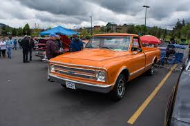 Street Feature: Joel And Sharron's Orange Beauty 1968 Chevy C10 My First Truck 1984 Chevrolet C10 Trucks Pin By Jy M Mgnn On Truck 79 Pinterest Trucks Tbar Trucks 1968 Barn Find Chevy Stepside What Do You Think Of The C10 1969 With Secrets Hot Rod Network Within Fascating 1985 Chevy Pickup 1967 Camioneta Y Forbidden Daves Turns Heads Slamd Mag Yes We Grhead Garage Photos Informations Articles Bestcarmagcom Love Green Colour Dave_7 Flickr Bangshiftcom