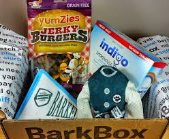 Barkbox September 2014 Review