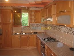meuble cuisine alger cuisine bois meuble de cuisine en bois en algerie