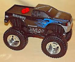Bigfoot Monster Truck Road Rippers Sound Lights Forward Reverse ...