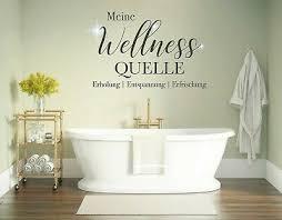 wandtattoo wellness spruch wandtattoo badezimmer sprüche mit