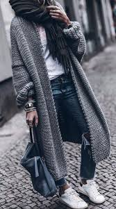 Fall Fashion 2017 What To Wear With Maxi Cardigans
