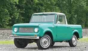 1961-'65 International Scout 80/800 - The Value Of - Hemmings Motor News