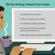 Cover Letter Writing Tips 2019 2017 2018 Pdf Top 10 And ...
