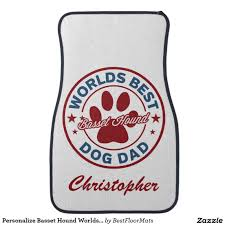 Personalize Basset Hound Worlds Best Dog Dad Car Floor Mat | Custom ... 5 Types Of Floor Mats For Your Car New Auto Custom Design Suv Truck Seat Covers Set So Best Ever Aka Liner Anthonyj350 Youtube Ford Floor Mats For Trucks Amazoncom 3d In India Benefits Prices Top Brands Faqs On 14 Rubber Of 2018 Halfords Advice Centre Personalised Service 13 And Why You Need Them Autoguidecom Allweather All Season Fxible Rubber