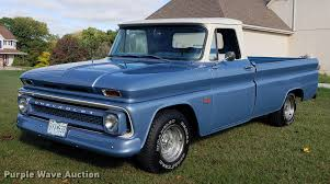 100 C10 Truck For Sale 1966 Chevrolet Pickup Truck Item EF9923 Wednesday No