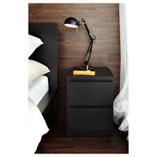 Ikea Kullen Dresser Assembly by Malm 2 Drawer Chest Black Brown Ikea