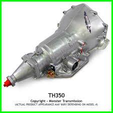 Turbo 350 TH350 Transmission Mild : 6