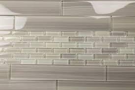 gainsboro 2x12 glass subway tile for kitchen backsplash or
