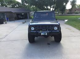 1972 Ford Bronco Classics For Sale - Classics On Autotrader