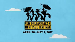 Check Out The Incredible And Diverse Lineup For New Orleans Jazz Heritage Festival 2017