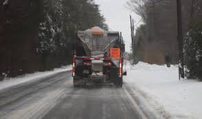 As Snow Flies, N.H. Contemplates Using Less Salt | New Hampshire ... Salt Trucks Work To Clear Roads Behind Truck Spreading On Icy Road Stock Photo Picture And Salt Loaded Into Dump Truck Politically Speaking Trailers For Sale Ajs Trailer Center Harrisburg Pa The Winter Wizard Forklift Spreader Winter Wizard Spreader Flexiwet Boschung Marcel Ag Videos Semi Big Rig Buttfinger On Flats Band Of Artists 15 Cu Yd Western Tornado Poly Electric In Bed Hopper Saltdogg Shpe6000 Green Industry Pros Butcher Food Inbound Brewco Municipal City Spreading Grit And In Saskatoon Napa Know How Blog