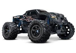 Amazon.com: Traxxas 8S X-Maxx 4WD Brushless Electric Monster RTR ...