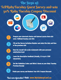 TellRubyTuesday – Win 50% Off Coupons At Ruby Tuesday Guest ... 14 Ruby Tuesday Coupons Promo Coupon Codes Updates Southwest Airline Coupon Codes 2018 Distribution Jobs Uber Code Existing Users 2019 Good Buy Romantic Gift For Her Niagara Falls Souvenir C 1906 Ruby Red Flash Glass Shot Gagement Ring Holder Feast Your Eyes On This Weeks Brandnew Savvy Spending Tuesdays B1g1 Free Burger Tuesdaycom Coupons Brand Sale Food Network 15 Khaugideals Hyderabad Code Tuesday Morning Target Desk