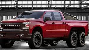 Hennessey Chevrolet Silverado-based Goliath 6x6 Is A Giant Truck ... 2017 Chevy Silverado 2500 And 3500 Hd Payload Towing Specs How New For 2015 Chevrolet Trucks Suvs Vans Jd Power Sale In Clarksville At James Corlew Allnew 2019 1500 Pickup Truck Full Size Pressroom United States Images Lease Deals Quirk Near This Retro Cheyenne Cversion Of A Modern Is Awesome 2018 Indepth Model Review Car Driver Used For Of South Anchorage Great 20