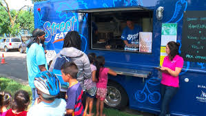 100 Food Trucks Minneapolis Street Eats Truck Offering Free Meals To Mpls Kids WCCO